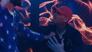 Chris Brown Hands Up (  Music Video Oficial )