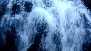 водопад в Залесовском районе - пос.Пещерка