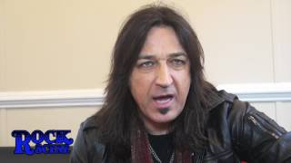 "Michael Sweet of Stryper Talks about his ""ROCK SCENE"""