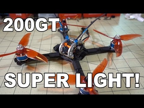 Best Super Light 5-inch Quadcopter