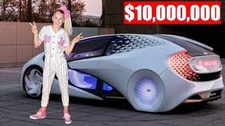 7 Crazy Things Jojo Siwa Spends Her Millions On