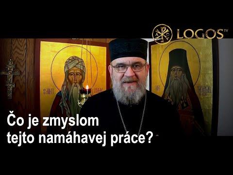 OTCOVIA PÚŠTE (216) - Sv. Izák Sýrsky - Práca na roli našej duše