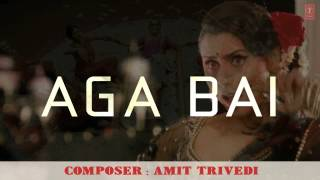 Aga Bai Full Song (Audio) - Aiyyaa