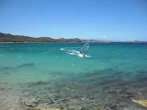 07/05/2012:Windsurf a Tanca Manna (ARZACHENA)