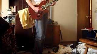 AVA The Revelator guitar cover