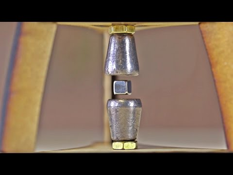 Diamagnetic Levitation with Bismuth