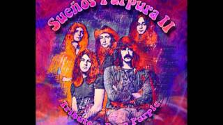 Deep Purple's Smooth Dancer by Sueños Purpura 2011