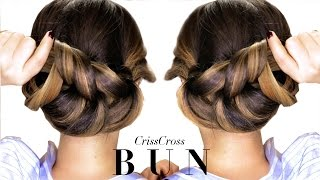 ★ 3-Minute Elegant BUN Hairstyle Every Girl DOESNT ALREADY KNOW ★ Easy Updo Hairstyles