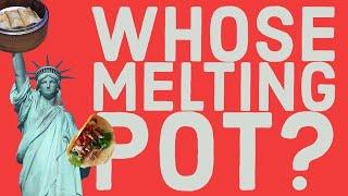 Whose Melting Pot? (with Professor Mark Padoongpatt of UNLV)