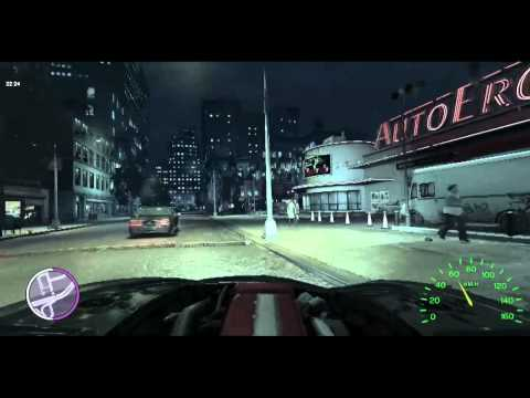 GTAIV speedometer+rpm mod+gear position(non-fuel mod)(The