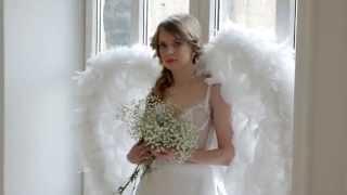 Крылья ангела...