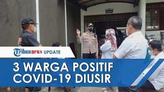 Viral Video 3 Warga di Bandung Diusir karena Positif Covid-19, Lurah Gumuruh Beri Jawaban