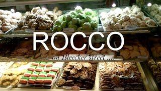Roccos Pasticceria - Italian Pastry, Dessert On Bleecker Street, Greenwich Village, NYC
