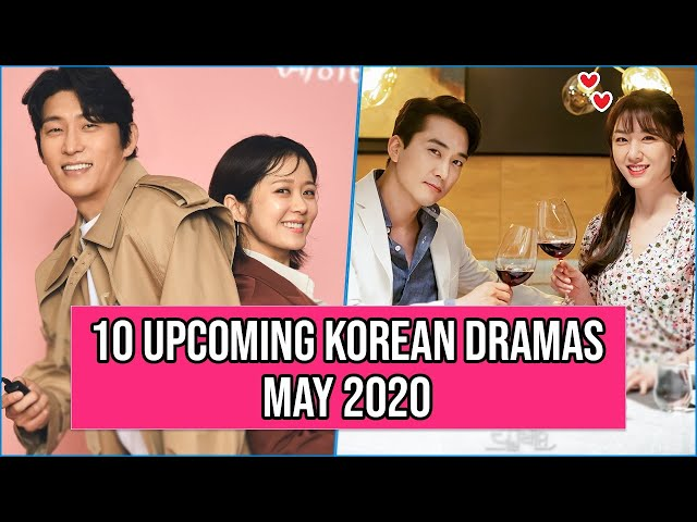 10 New Korean Dramas Airing In May 2020