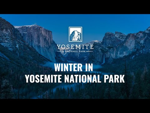 The Magic of Yosemite in the Winter