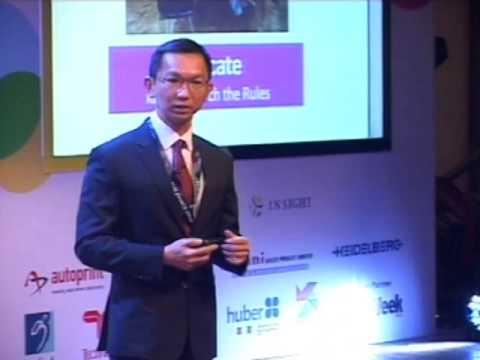Print Summit 2014 : Jit Khoon, Winson Press Pte Ltd at Print Summit 2014