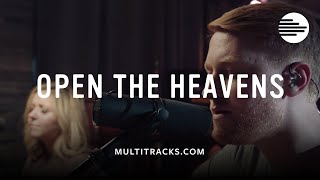 """""""Open the Heavens"""" by GATEWAY (MultiTracks.com Sessions)"""