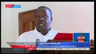 Fred Matiangi ataoa tangazo la mabadilkiko kwenye sekta ya elimu mwaka ujao