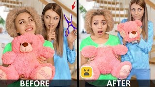 Sibling Rivalry. Funny Moments! Facts, DIY Life Hacks