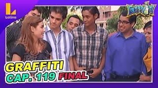🔴📺 Serie Peruana: GRAFFITI Capítulo 120 【Final】