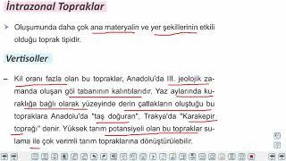 Eğitim Vadisi 10.Sınıf Coğrafya 10.Föy Türkiye'nin Toprakları 1 Konu Anlatım Videoları