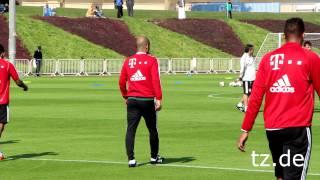 FC Bayern In Doha - Tag 5: Die Highlights Vom Training
