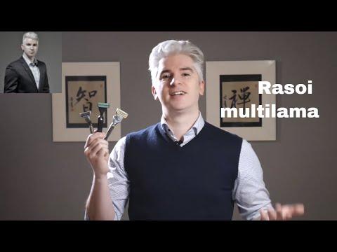 I migliori rasoi multilama - La mia top 3 👍🔝
