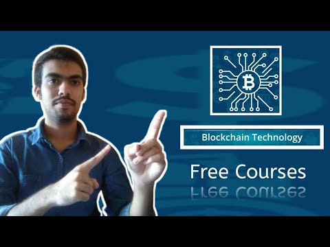 Free Blockchain Technology Courses with Free Certificates 2020