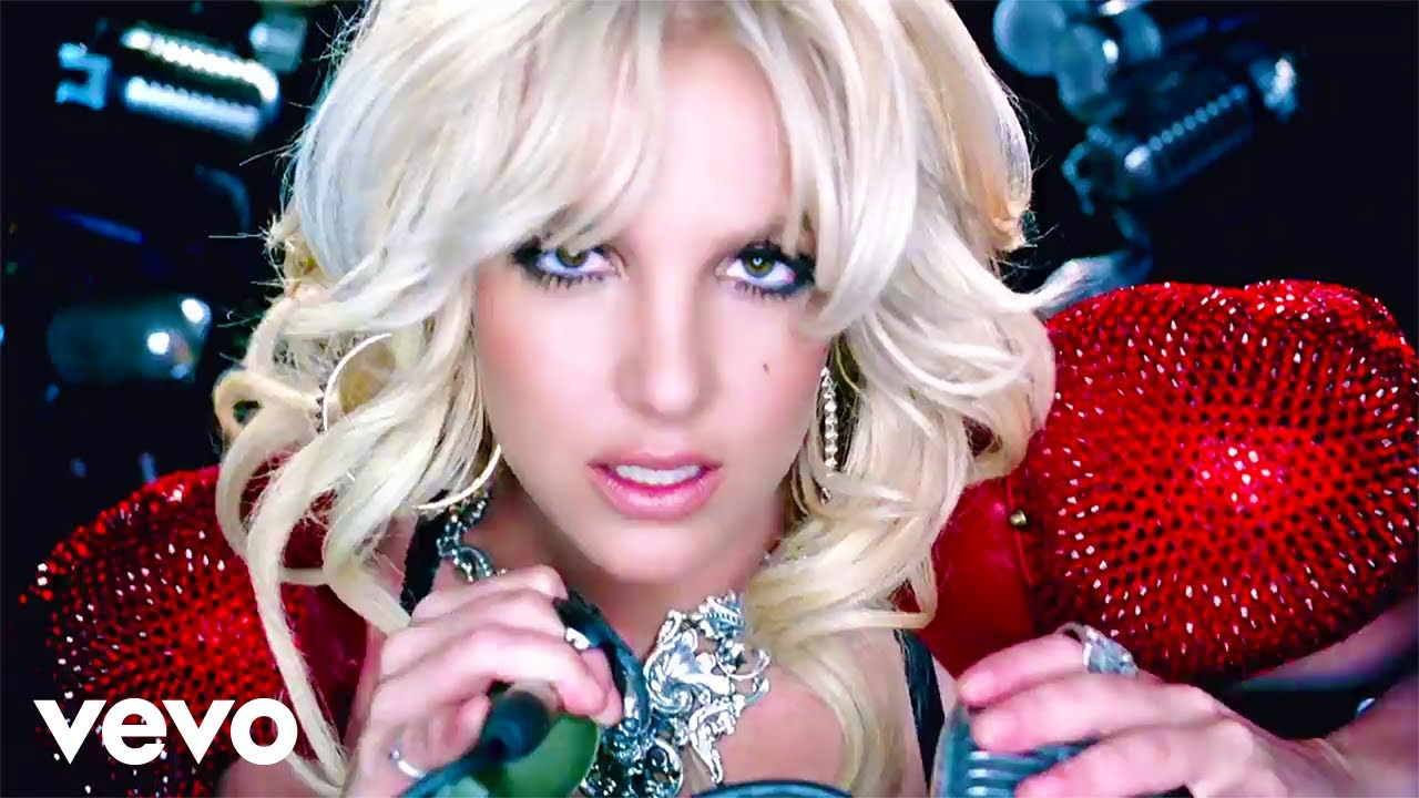 Britney Spears Surfs PlentyOfFish Dating Site In Her Latest Music Video