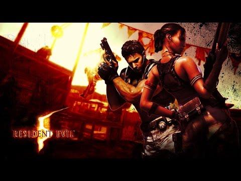 Resident Evil 5 Walkthrough Part 10 Wesker Jill Fight By