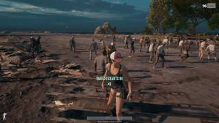 Dunkey Streams PlayerUnknown's Battleground