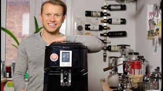 Unboxing Krups EA8808 Kaffeevollautomat