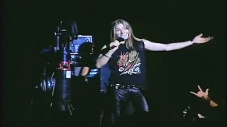 Angra - Time - Live Via Funchal, São Paulo - 15/12/2001