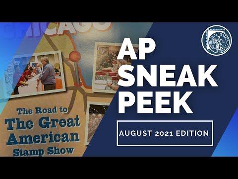 Behind the Scenes Ep.5: The American Philatelist (August 2021)