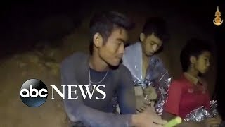 All 12 boys, coach rescued from Thai cave l Thailand Cave Rescue Update