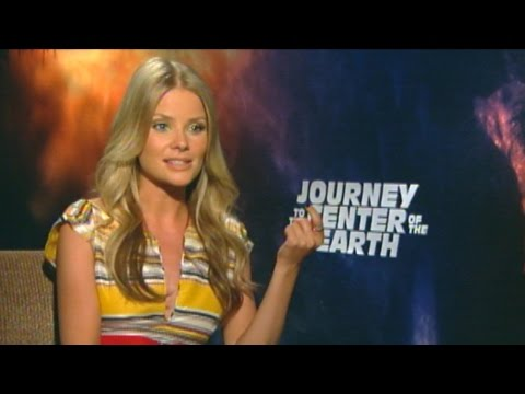 'Journey to the Center of the Earth' Cast Interview