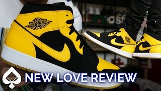 Air Jordan 1 New Love Review | On-Feet | RETRO AFTER 10 YEARS!