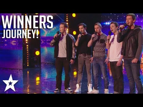Collabro Britain's Got Talent 2014 Winners! | ALL PERFORMANCES