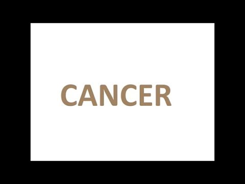 Jak rozwija się rak?