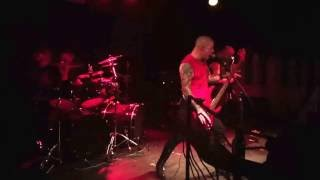 Angelcorpse - Wartorn - live @ Ivory Blacks - Glasgow 25/10/2016