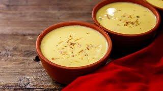 Basundi Recipe – Easy Gujarati / Maharashtrian Dessert for Raksha Bandhan – CookingShooking