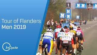 Tour Of Flanders 2019 | Men's Highlights | InCycle