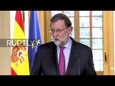 Spain: Rajoy calls Catalan leadership a 'common sense' issue