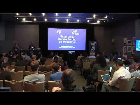 Unite 2014 - Build Unity projects in the Cloud
