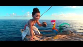 Ocean is a friend of mine - Moana