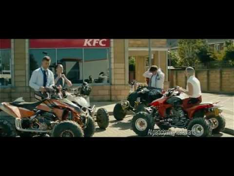 KFC Commercial for KFC BLT Quadwrap (2014) (Television Commercial)