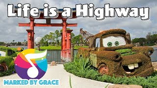 cars life is a highway disney channel - TH-Clip