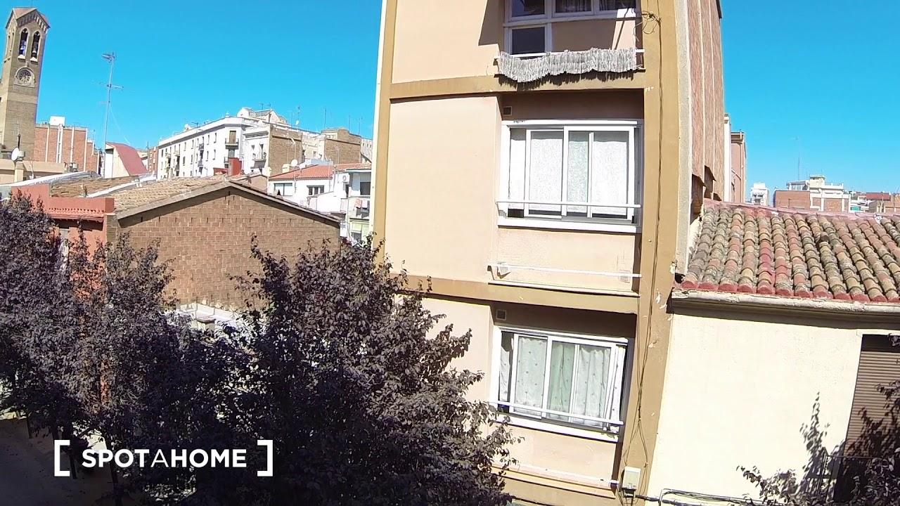 Quiet studio apartment for rent near Pegaso Park in Sant Andreu