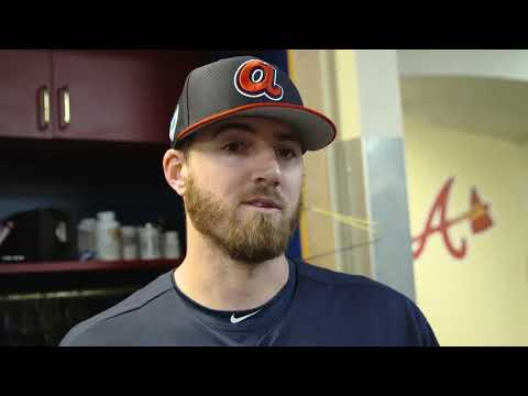 Braves' Kevin Gausman on building off 2018 success, working with Brian McCann and new pitching coach