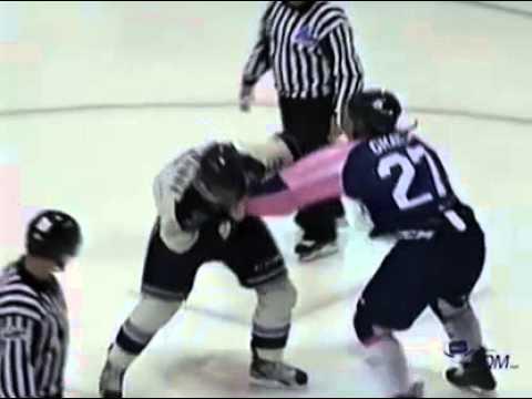 Ryan Graves vs. Mathieu Laverdure